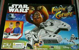 Star Wars Loopin Chewie Game (NEW)