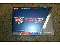 Wilson Staff DX3 Balls
