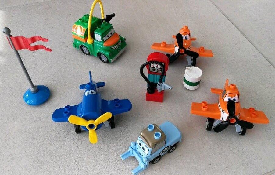 Lego duplo dusty crophopper set