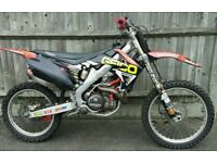 2012 Honda Crf450 Off Road- Hardly used & In Mint Condition👌