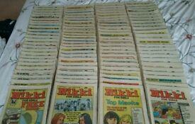 NIKKI COMICS-FULL SET! FROM 1 TO 203!