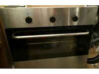Electric oven - integrated