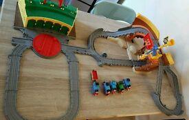 Thomas tank take n play sets
