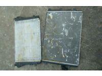 Vw golf mk6 Gti intercooler + radiator pack hose Leon fr tfsi