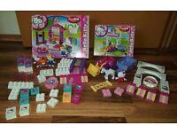 PlayBIG Bloxx Hello Kitty Boutique + Mini Farm in OVP -wie neu- Niedersachsen - Gifhorn Vorschau