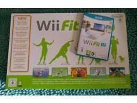 Wii Fit U + balance board (Wii U)