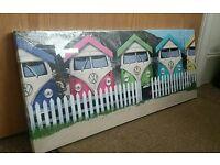 Sealed VW Campervan Canvas