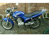 Kymco Pulsar, 12 month MOT, good condition.