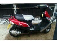 50cc baotian scooter