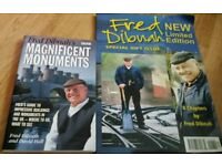 Fred dibnah books
