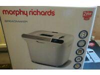 Morphy Richards breadmaker