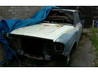 Ford Zodiac mk3 Barn find
