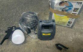 New Paint Sprying System Earlex Spray Station HV1900