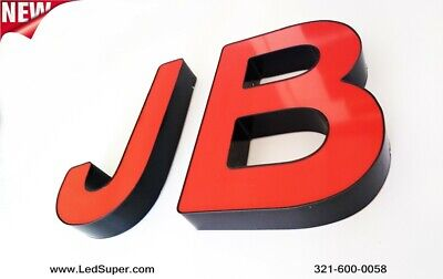 New Channel Letter 12 - Business Store Front Signs - Custom Made