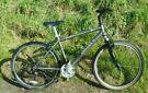 Dawes Saratoga aluminium frame bike