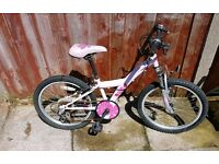 ** Girl's bike **