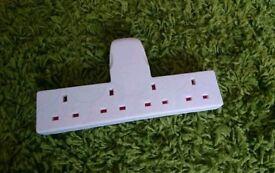 Extension plug / socket