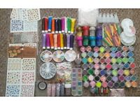 Nail art bundle *WORTH OVER £150*