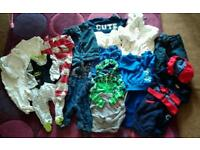 Boys bundle 3-6 months