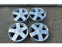 Ford 15 inch alloys