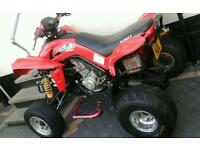Quadzilla 450 r road legal quadbike