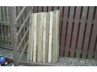 95 length of wood 1.2 or 4ft