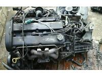 Ford focus 2.0 petrol engine and gearbox 1998 to 2004
