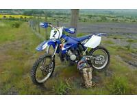 Yz 125 up for swaps n 600 for crf rmz yzf or 1400