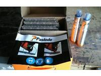 Paslode helical nails