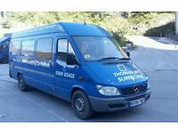 2004 Mercedes Sprinter 311 2.2 CDI Panel/Crew Van
