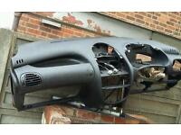 Peugeot 206 dashboard