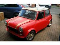 Mini mayfair 998cc 1984