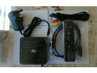 Android WiFi Network Media Player with XBMC