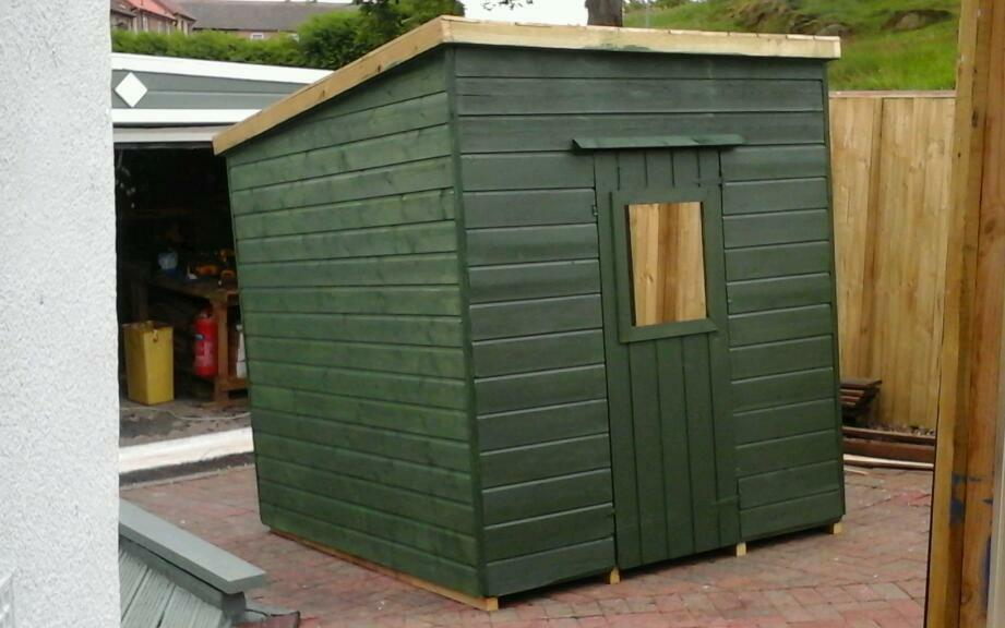 Garden Sheds 7x6 7x6 garden shed | in lochgelly, fife | gumtree