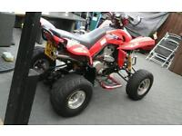 Quad bike, quadbike, quadzilla 450