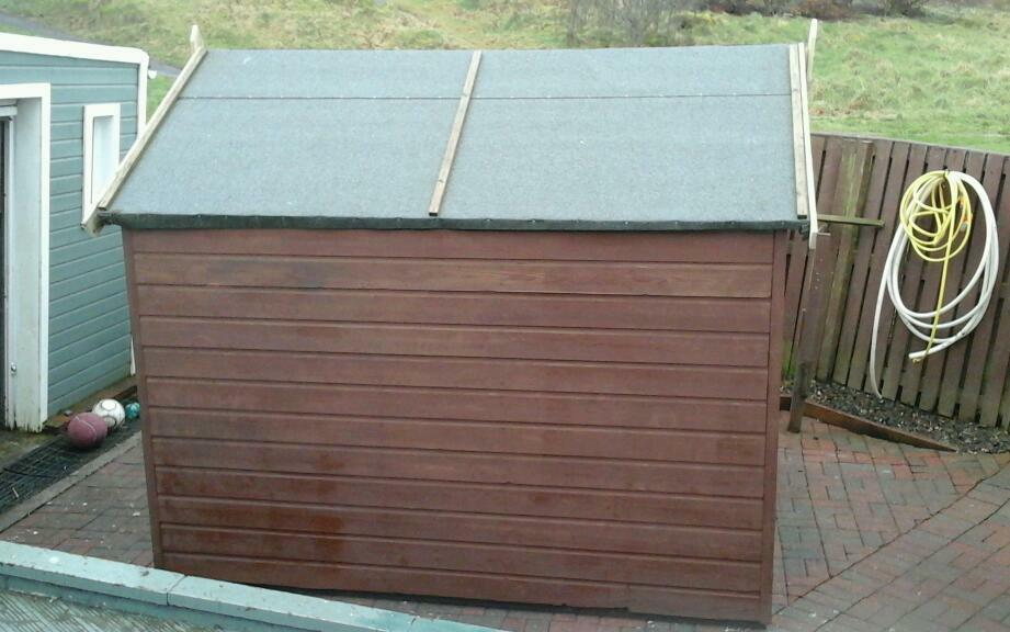 Garden Shed X In Lochgelly Fife Gumtree