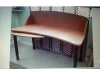 Office desk from Hills Supplies Ltd