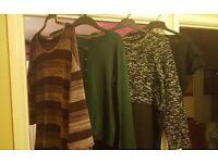 Women's Knitwear Sizes from 12-18