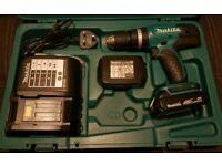 Makita 18v Cordless Combi Hammer Drill Driver - OFFERS