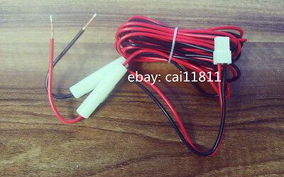 New 3m 120in Power Cable Kenwood Mobile Radio Pg-3n Tk-7180h Tk-690 790 890 980