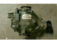 BMW X3 2.0D REAR DIFF, DIFFERENTIAL E83 2004 2005 2006 2007 2008 2009 2010