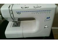Diffrent pattern elictric sewing machine for sale