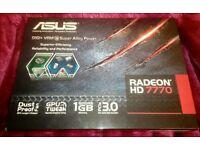 ASUS Radeon HD7770 1gb GDDR5