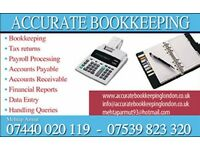 accuratebookkeeping service