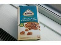 Grinded ajwa almadina seeds