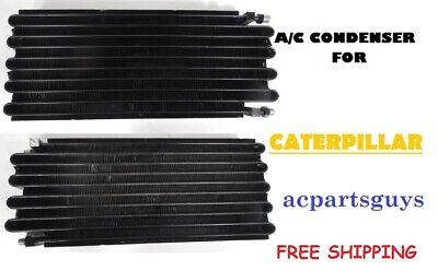 New Ac Condenser For Cat Track-type Tractor D6r 216-0804