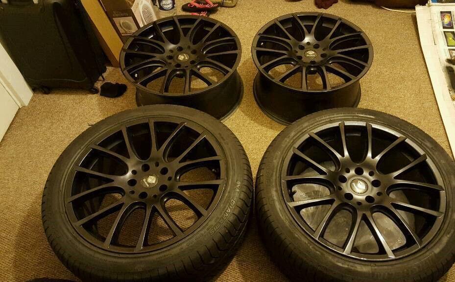 "20"" Diamond 5x120 Alloy wheels TRANSPORTER T5 RANGE"