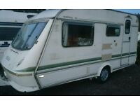 1993 elddis xl 2 berth caravan comes with awnings and extras
