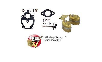 Zenith Carburetor Kit Float Ih Farmall 100 130 200 230 240 A B C Super A C