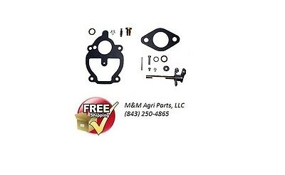 Ih Farmall 100 130 200 230 240 A B C Super A C Tractor Zenith Carburetor Kit